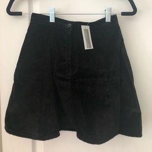 Rag & bone Velvet Skirt brand new